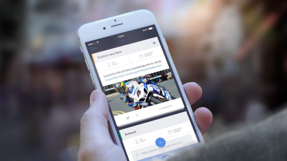 Social Sight App